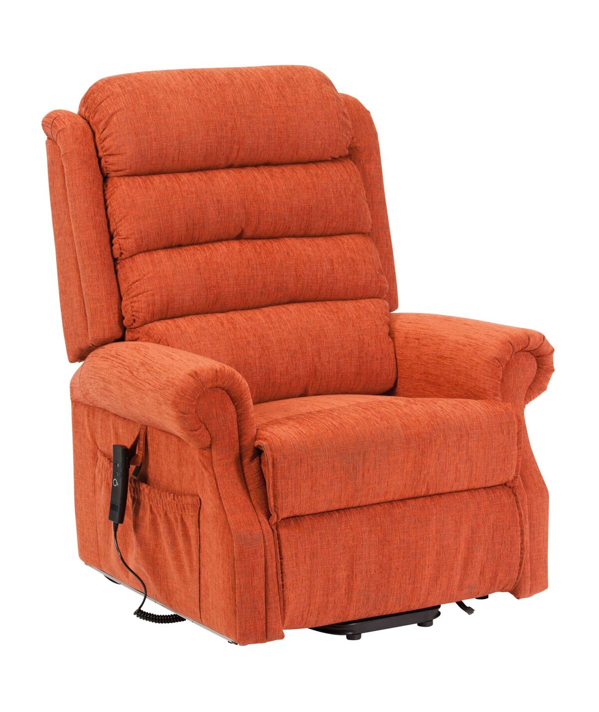 Corwen Dual Motor Riser Recliner - Available to see in Menai Bridge and Valley