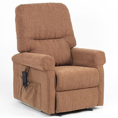Single Motor Riser Recliner - Available to see in Menai Bridge & Valley - On Sale Now just £495