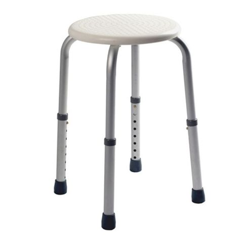 Height Adjustable Bath/Shower Stool