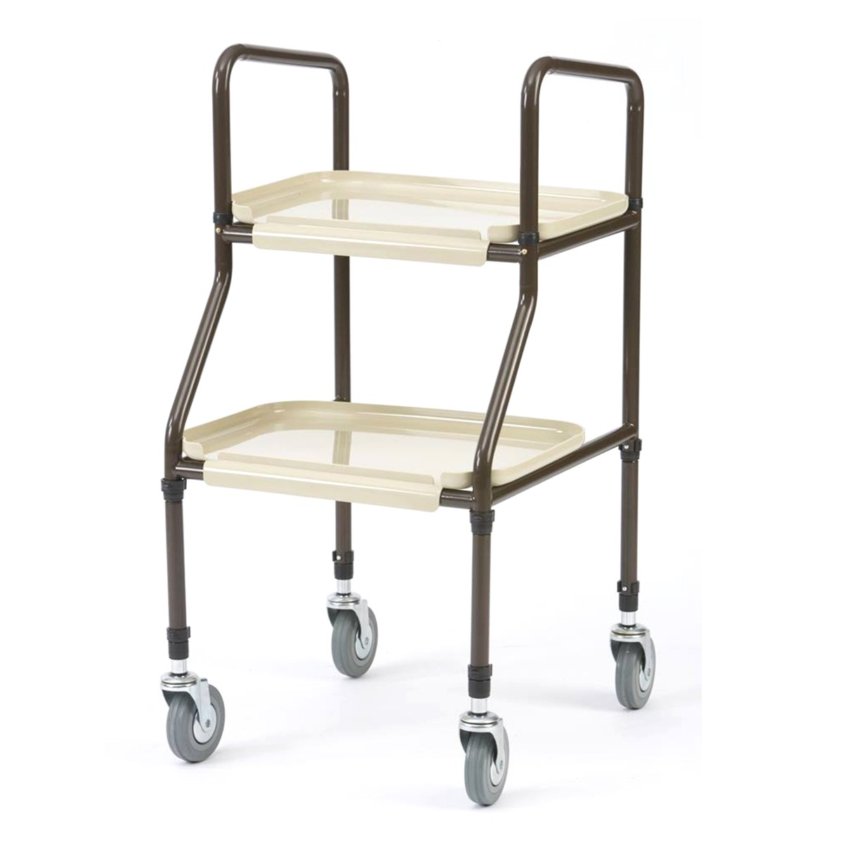 Indoor Height Adjustable Trolley