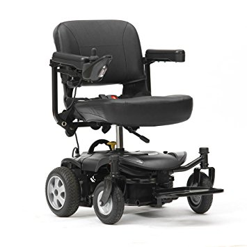 Compact Easy-Split Powerchair